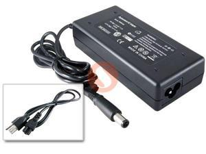 Replacement AC Adapter + Power Supply Cord (90W / 19V / 4.74A) for HP Pavilion nc6400 nc8430 nc6220 nw8240 dv4-1100 ES477EA
