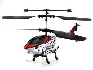 Sunvalley 2010-1 2.5 CH Mini Infrared RC Crash-Resistant Helicopter w/ Metal Frame (Red)