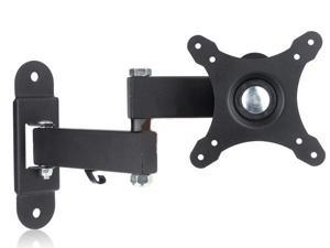 "TaoTronics TT-TM03 Tilt Swivel Wall Mount Bracket for 13-27"" LED LCD TV"