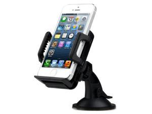 TaoTronics® TT-SH02 Car Windshield & Dashboard Mount Cradle Holder for Smartphone