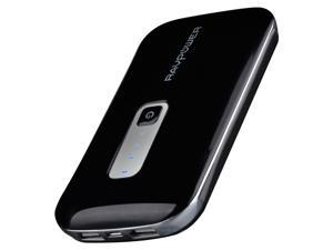 RAVPower RP-PB04 10000mAh 3.1A Power Bank fit for  iPad 4, iPhone 5, iPhone 4S, Samsung Galaxy S4, S3, Google Nexus 4, Moto ...