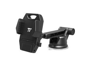 TaoTronics Car Phone Mount with Convenient One-handed Operation