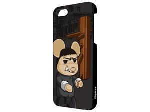 Choicee X Qee for Apple iPhone 5 Cover Case with Screen Protector Kung Fu Master (Retail)