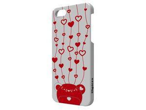 Choicee X Olibear for Apple iPhone 5 Cover Case with Screen Protector Love Flourishing (retail)