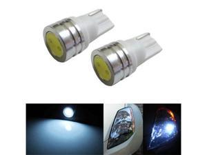iJDMTOY 1W High Power 168 194 2825 T10 LED Bulbs For Parking City Lights, Xenon White