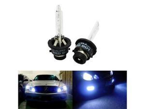 iJDMTOY 10000K Deep Blue D2S HID Xenon Headlights Replacement Bulbs