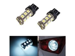 iJDMTOY 18-SMD 7440 7444 LED Backup Reverse Light Replacement Bulbs, Xenon White