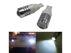 iJDMTOY Extremely Bright 912 921 T15 High Power LED Bulbs For Car Backup Reverse Light, Xenon White