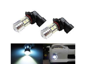 iJDMTOY CREE High Power SMD 9145 9150 9140 H10 LED Fog Light Bulbs, Xenon White