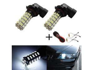 iJDMTOY Error Free 68-SMD 9005 LED Daytime Running Light Kit For Acura TL