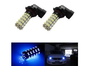 iJDMTOY 68-SMD 9005 LED Daytime Running Light Bulbs, Ultra Blue