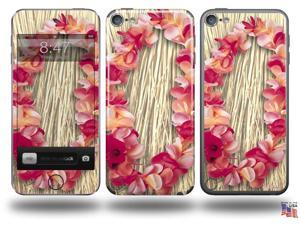 Aloha Decal Style Vinyl Skin - fits Apple iPod Touch 5G (IPOD NOT INCLUDED)