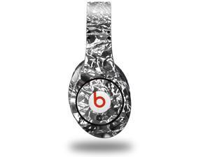 Aluminum Foil Decal Style Skin (fits genuine Beats Studio Headphones - HEADPHONES NOT INCLUDED)