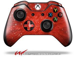 Stardust Red - Decal Style Skin fits Microsoft XBOX One Wireless Controller - CONTROLLER NOT INCLUDED - OEM