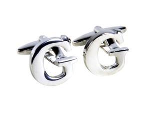 Cufflinks Wedding Groom Shirt Cuff Links, Letter A To Z