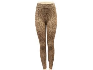 Women's Warm Thick Winter Leggings - Tight Footless Stretch Pants/Trousers