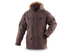 G.G. SUEDED PARKA