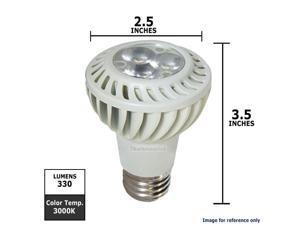 GE 7W 120V FL20 PAR20 3000k Energy Smart LED Light Bulb