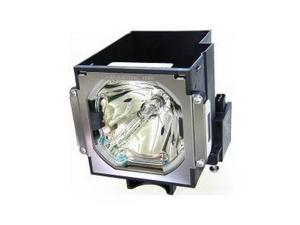 Sanyo PLC-XF70 LCD Video Projector Lamp Cage Assembly with Original Bulb Inside
