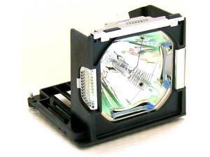 Sanyo PLC-XP57 Video Cage Assembly with High Quality Original OEM Projector Bulb