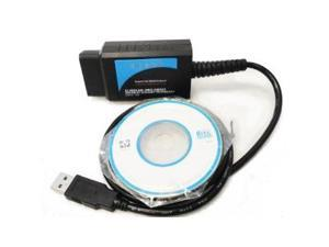 AGT OBD2/EOBD USB Multi-Protocol Car Diagnostic Tool Auto Scanner