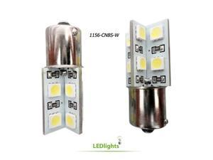 1156 White LED Lights Brake/Park/Signal CanBus