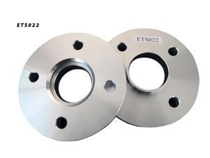 Aluminum Wheel Spacers Honda/Acura 4x100 56.1 15mm Pair (ETS022 Set)