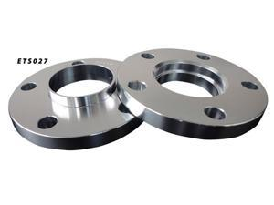 Aluminum Wheel Spacers 5x112 66.5 15mm Adapter Pair