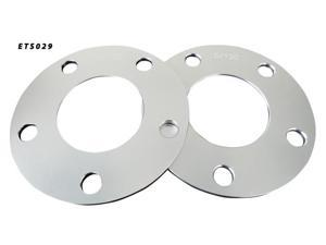 Aluminum Wheel Spacers Adapter Pair 5x120 72.6 72.5 5mm