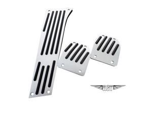 AGT Aluminum Manual Pedals for BMW E34 E36 E46 Z3 Z4 328i 325i E53 E83 X5