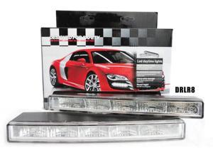 DRL HIGH POWER LED FOG/DRIVING DAYTIME RUNNING LIGHT