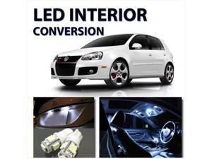 VW Jetta/Golf MK3 Interior LED Kit WHITE Bulbs 1993-1998