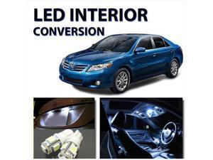 2012-2013 Toyota Camry LED Interior Lights, Map, Dome SUPER BRIGHT White Lights