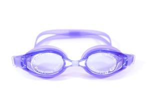 Swimming Goggles  Blue Adult Glasses  Anti-Fog Lens Comfort Fit  UV protection - OEM