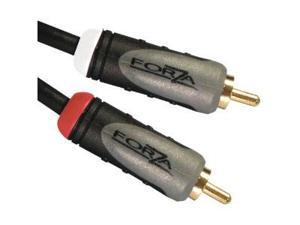 Forza-500 Series 40540 RCA Audio Cables (3 M)