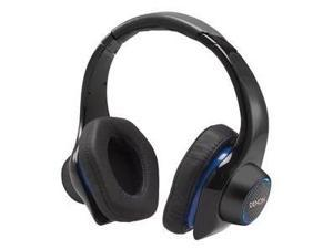 Denon AH-D400 Urban Raver Over-Ear Headphones (Black)