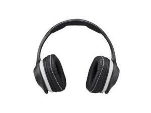 Denon AH-D600 Music ManiacTM Over-Ear Headphones, Black