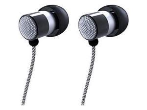Altec Lansing Bliss Platinum Womens Earphones - Black / Silver