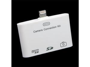 3 in 1 USB TF SD Camera Connection Kit Card Reader Adapter for iPad 4 iPad Mini #10836#