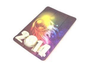 2014 FIFA World Cup Football PU Fold Leather Case Cover For Apple iPad Mini 2