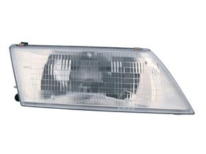 Nissan 1995-1999 Sentra/95-97 200Sx Headlight Assembly Passenger Side