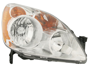 Honda 2005-2006 Cr-V Headlight Unit Passenger Side Japan/Uk Built
