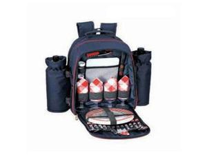 Sutherland Vanderbilt Picnic Backpack for 4