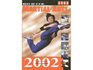 Best of CFW Martial Arts 2002 Book Kung Fu Karate Taekwondo MMA By Jose Fraguas