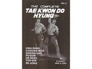 Complete Taekwondo Hyungs #2 Book Hee Il Cho korean karate forms chonji OOP