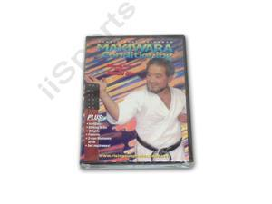 Traditional Okinawan Karate Makiwara Conditioning DVD iron geta chi ishi RS3
