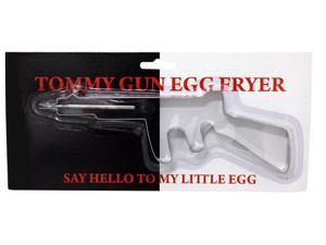 Tommy Gun Egg Fryer