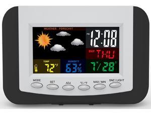 Weather Forecast Alarm Clock