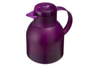 Emsa By Frieling Samba Quick Press Transluscent Eggplant 34 oz. - Model E505490