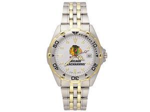 A Chicago Blackhawks Watch
